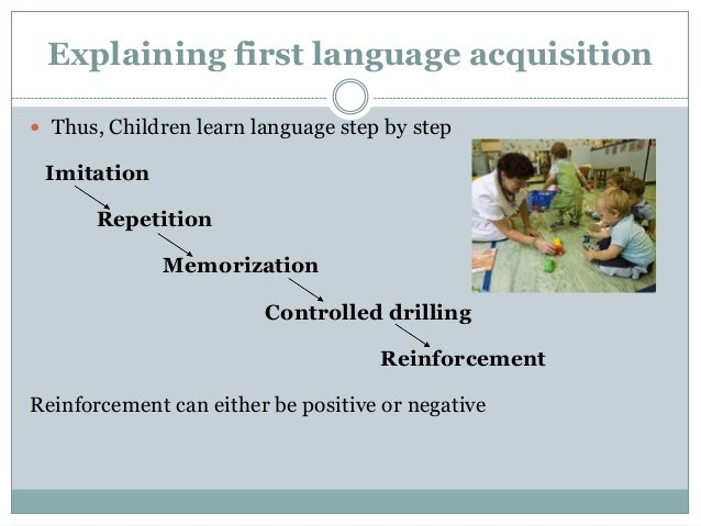 FAQ: Language Acquisition | Linguistic Society of America