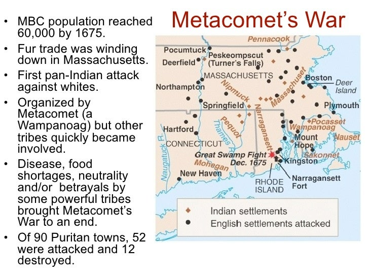 the root causes of the 1675 tensions between the native americans and colonialists in new england Conflict with native americans new england relations with the native population root causes of the conflicts 1 land cleared by english for crops drives away wildlifenative food source 2.