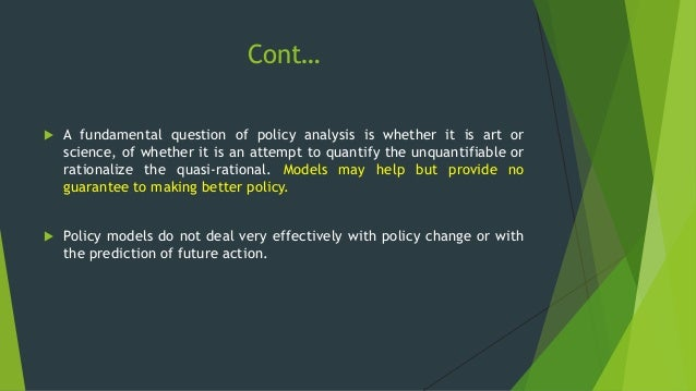 an analysis of the conceptual models and public policy Game theory is a conceptual and deductive model of documents similar to public policy models skip carousel dunn william public policy analysis public policy analysis writing effective public policy papers young quinn ignou's public administration material part-6.