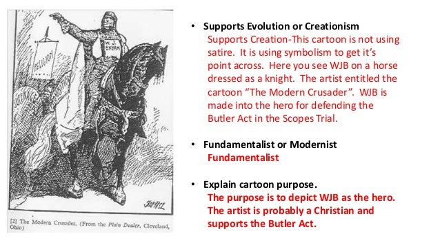 Explanation Of Political Cartoons