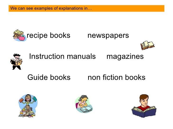 Explanation writing Slide 2