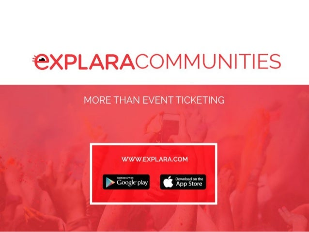 Explara communities.pptx