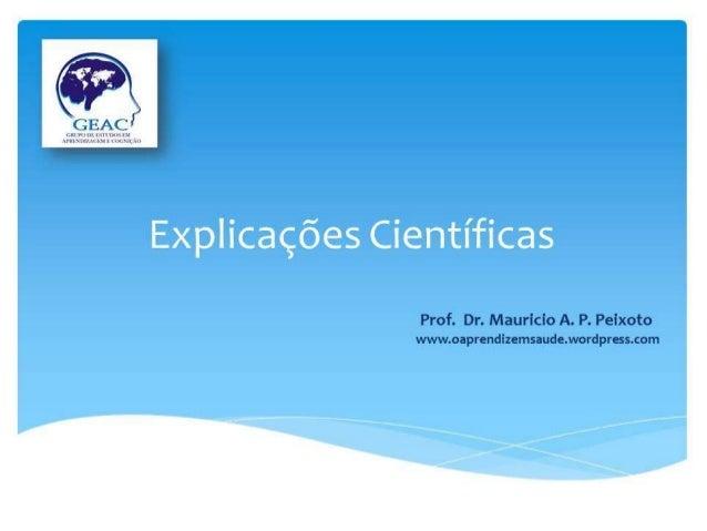 CEAC  mui-x JXIFhuíIM I-kn¡ I.  mM›, ux: N¡g, u  Prof.  Dr.  Maurício A.  P.  Peixoto www. oaprendízemsaude. wordpress. com