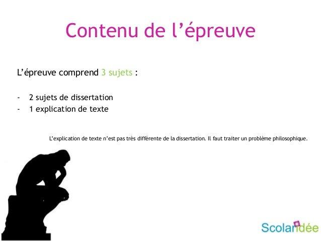Comment reussir une dissertation en francais