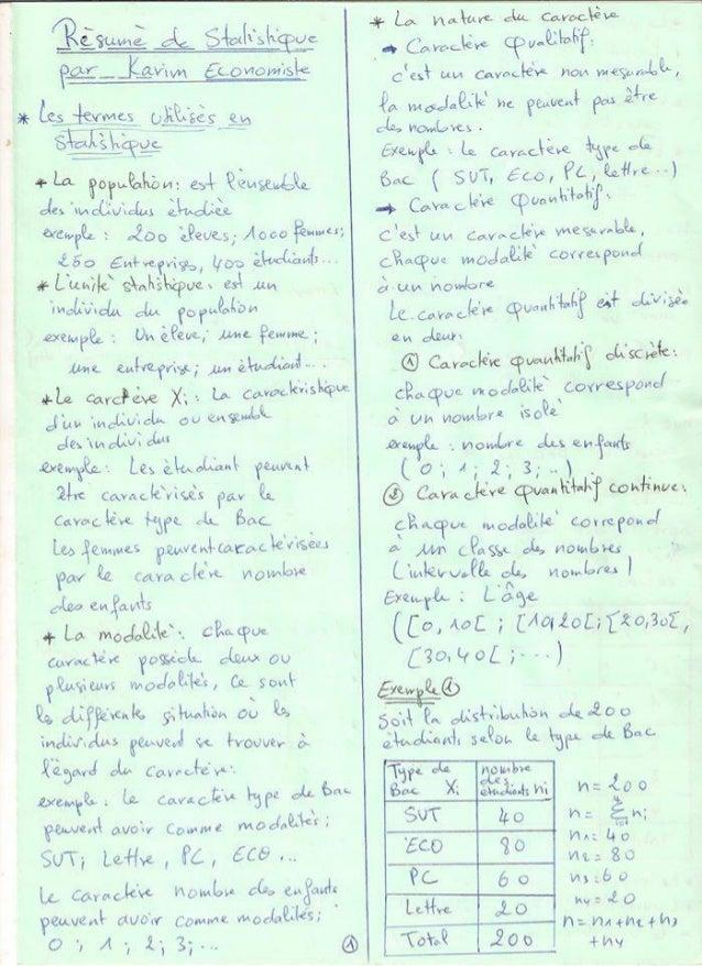 cours statistique descriptive s1 www.cours-economie.com