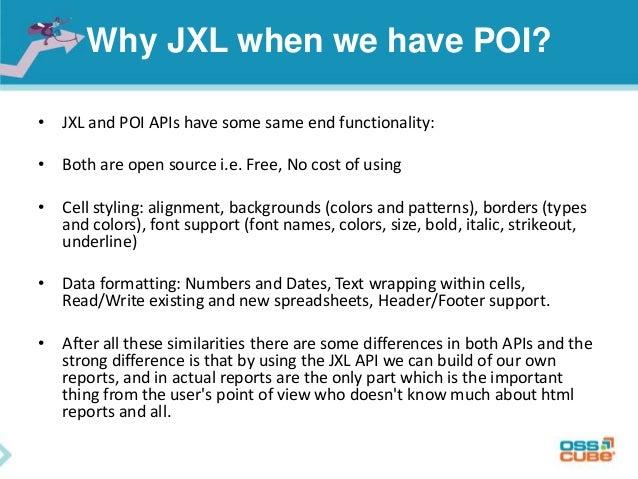 Exploiting JXL using Selenium