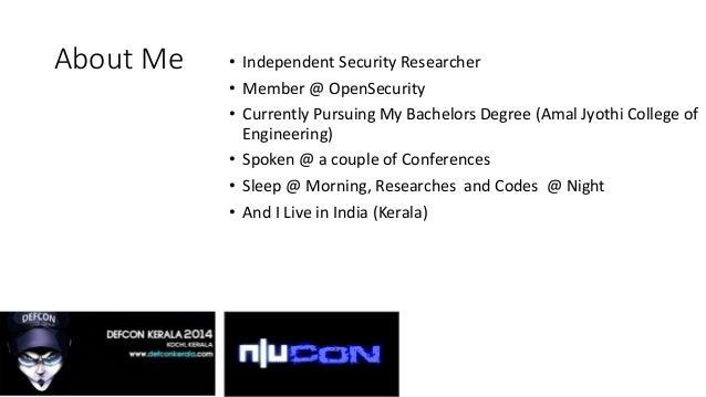 Exploiting NoSQL Like Never Before Slide 2