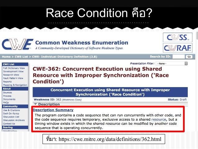 Exploiting WebApp Race Condition Vulnerability 101 Slide 2
