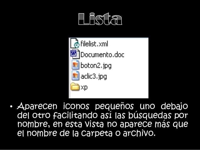 Explorador de windows 2011