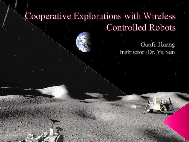  Introduction  EZ Robot  System Overview  Communication Method  Exploration Procedure  Phone Application  Demo  Co...