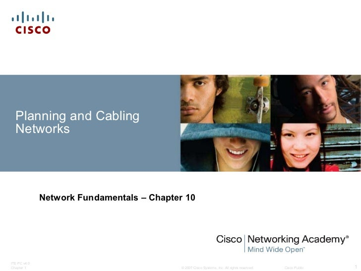Planning and Cabling Networks Network Fundamentals – Chapter 10