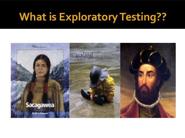 What is Exploratory Testing??