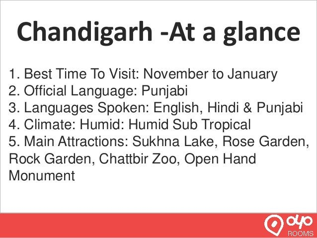 What to See? Top 5 Places to Explore in Chandigarh