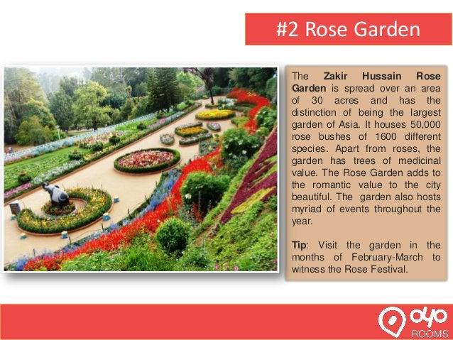 #3 Rock Garden Nek Chand's Rock Garden is a sculpture garden spread over an area of 40 acres. It is completely built of in...