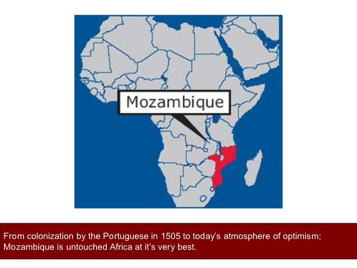 From colonization by the Portuguese in 1505 to today's atmosphere of optimism; <br />Mozambique is untouched Africa at it'...