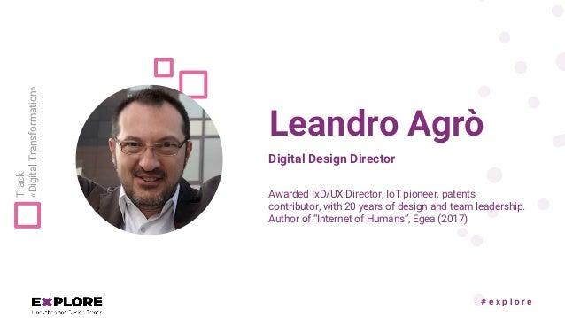 Design e/è Trasformazione Slide 3