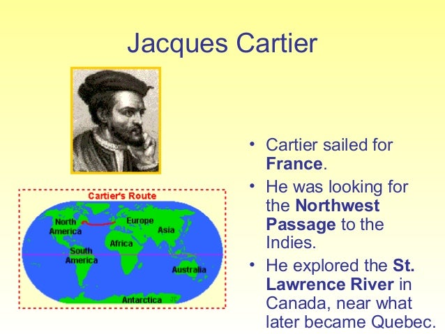 jacques cartier timeline - photo #26