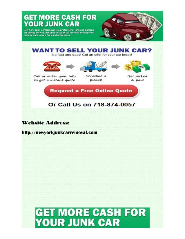 Explore the best idea about earning cash for junk cars