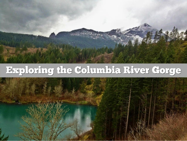 Hello, welcome to the Columbia River Gorge. This area was my home for over 13 years. I've hiked dozens of trails in the Go...