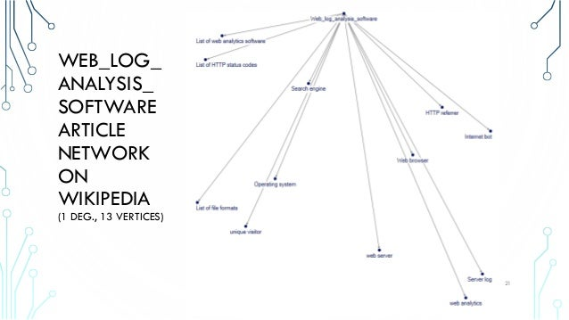 Exploring Article Networks on Wikipedia with NodeXL