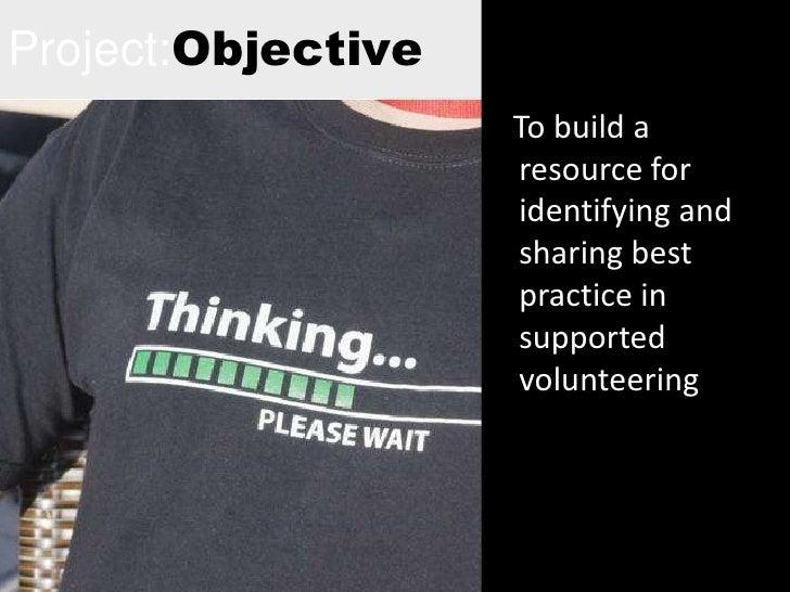 Exploring Barriers to Volunteering Slide 3
