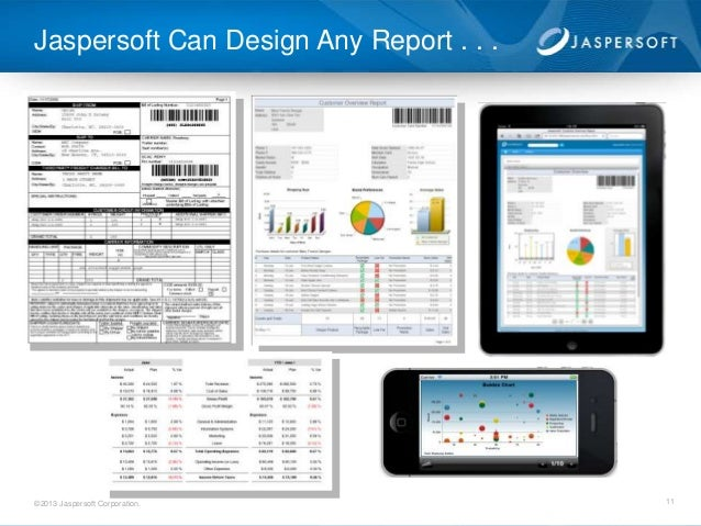 Exploring Data with Jaspersoft