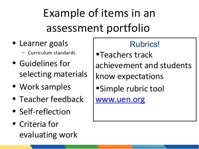 Exploring Eportfolios For Students