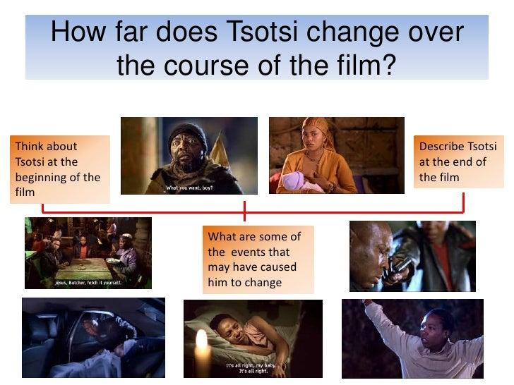 Tsotsi film essay