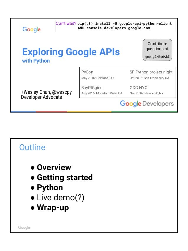 Google Spreadsheets and Python