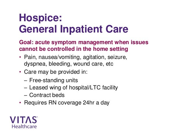 Exploring Hospice Care | VITAS Healthcare