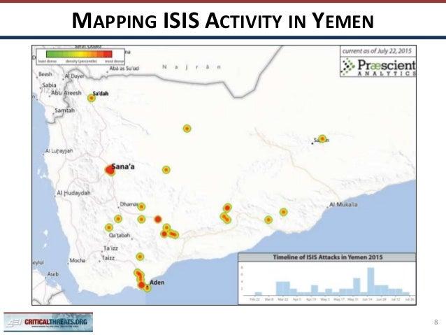 Exploring ISIS in Yemen