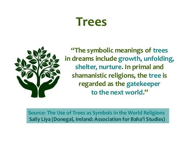 Exploring Nature Symbols In Religious Texts