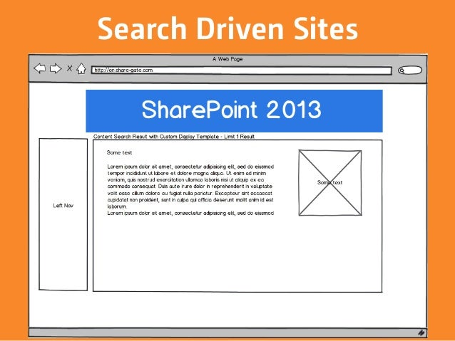 Exploring the new search in sharepoint 2013 what can you for Sharepoint 2013 product catalog site template