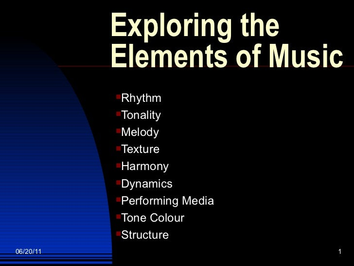 Exploring the elements of music for What is the definition of house music