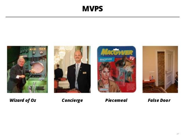 MVPS 37 Wizard of Oz Concierge Piecemeal False Door