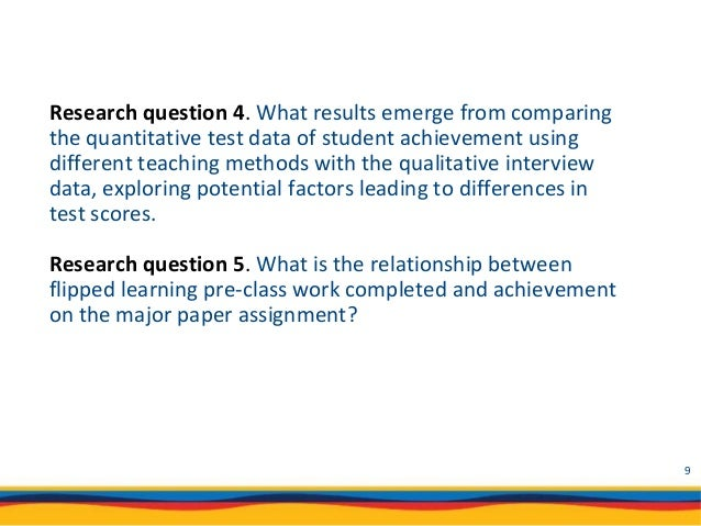 student learning outcomes research paper Keywords: student learning outcomes student assessment learning gains ( salg)  research report on outcomes assessment, academically adrift, also  made.