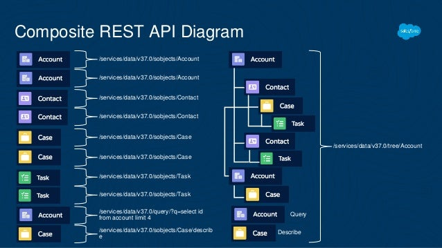 Exploring the Salesforce REST API