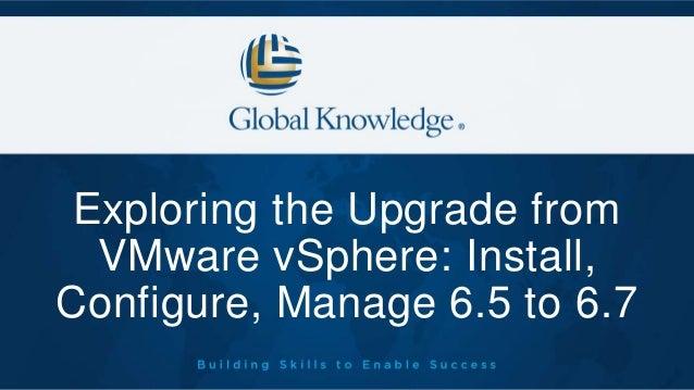 upgrade vmware 5 5 to 6 5