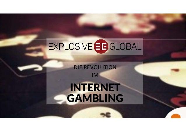 explosive gambling