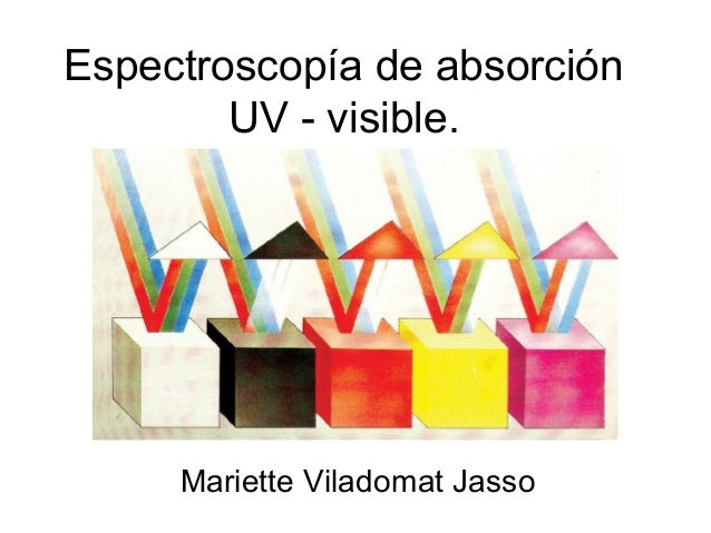 Espectrofotometria Uv Visible Pdf