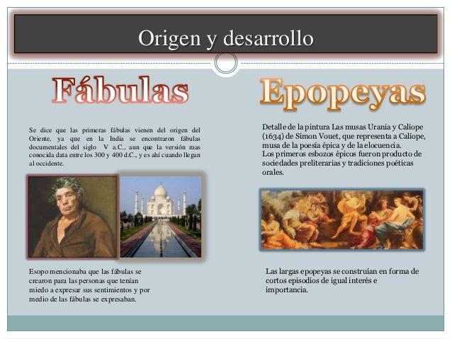 Expo Fabula Y Epopeya