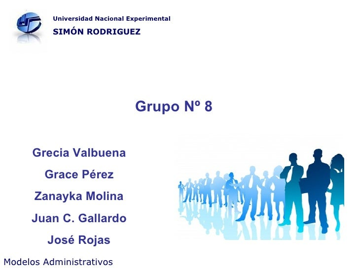 Universidad Nacional Experimental            SIMÓN RODRIGUEZ                                      Grupo Nº 8         Greci...