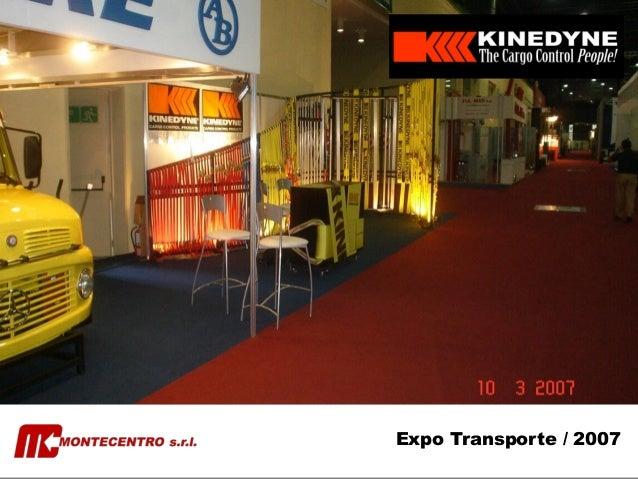 Expo Transporte / 2007