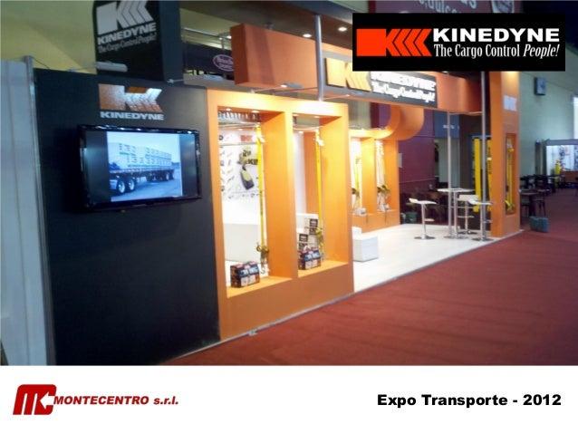 Expo / 2009  Expo Transporte - 2012