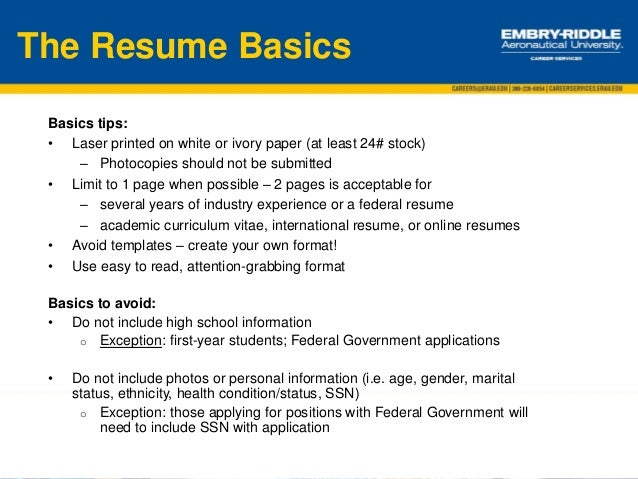 how to write up a resume