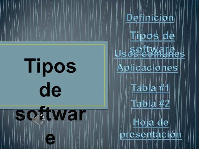 • Es un conjunto de programas, instrucciones y reglas informáticas que permiten ejecutar distintas tareas en una computado...