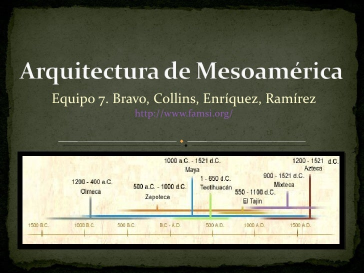 Equipo 7. Bravo, Collins, Enríquez, Ramírez http://www.famsi.org/