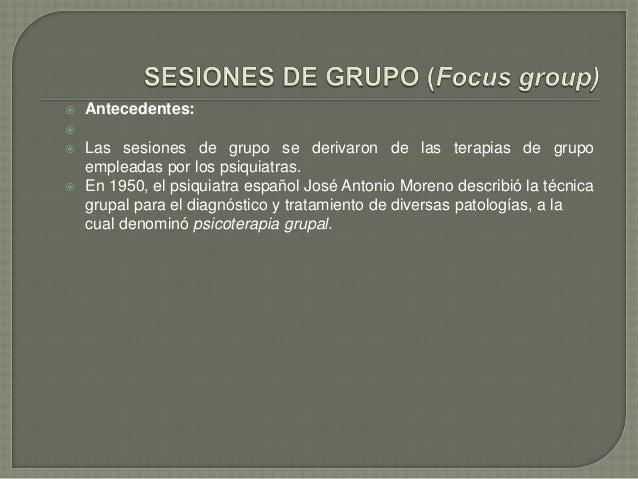 focus group en espanol