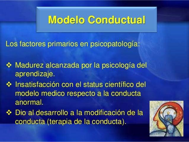 Psicologia de la conducta anormal davison
