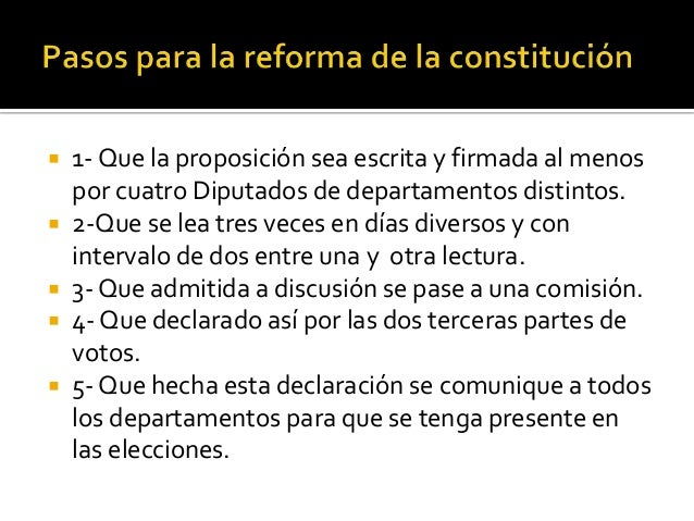 Derecho Constitucional Honduras
